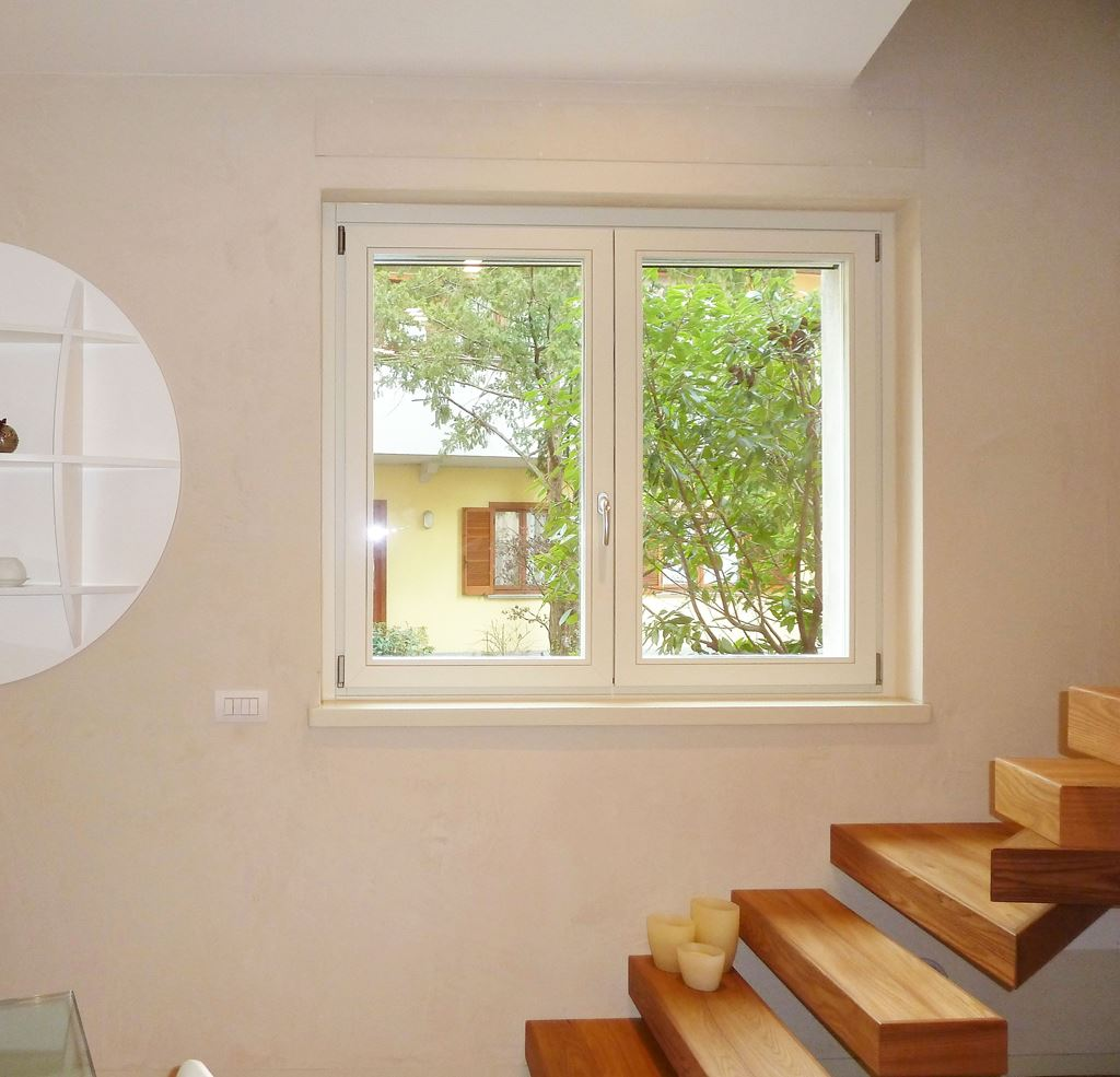 finestra sciuker stratec bianco